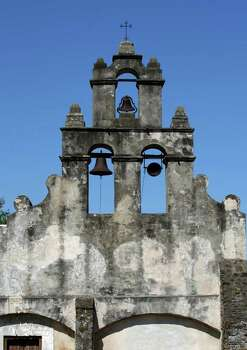 View of Mission San Juan Capistrano. Photo: EDWARD A. ORNELAS, Edward A. Ornelas/Express-News / © SAN ANTONIO EXPRESS-NEWS (NFS)