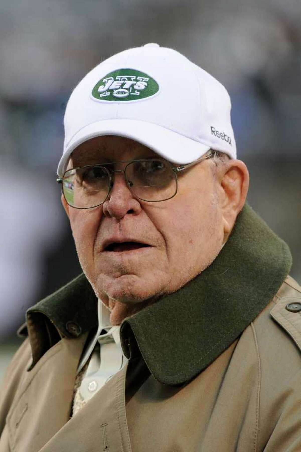 Now 80 years old, former NFL coach Buddy Ryan avidly follows his twin sons' careers.