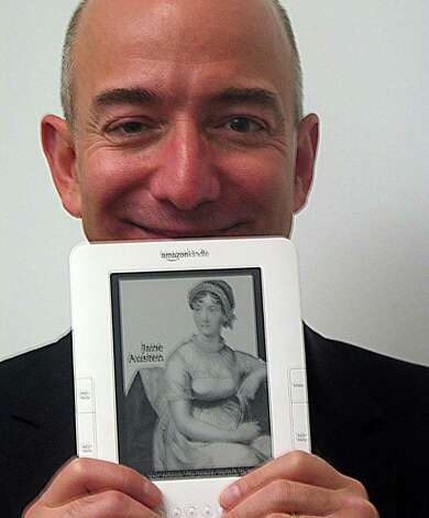 Jeff Bezos, Amazon The chairman and CEO of Amazon has a net worth