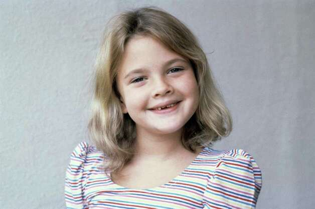 "By the time she was 6, Drew Barrymore had already starred in ""E.T.: The Extra-Terrestrial."" By the time she turned 18, Barrymore had been in 25 movies and TV shows.  Photo: DOUG PIZAC, STF / AP1982"