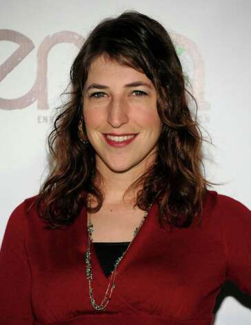 "Bialik, now 35, has a role on the CBS comedy ""The Big Bang Theory"" and on the ABC Family show ""The Secret Life of the American Teenager."" Photo: Dan Steinberg, CTR"