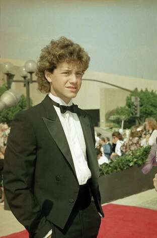 "Kirk Cameron was 15 when he was cast as lovable troublemaker Mike Seaver on ""Growing Pains.""  Photo: NICK UT, STF / AP1987"
