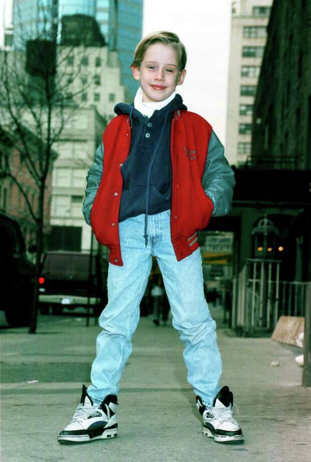Macaulay Culkin launched into the public eye at the age of