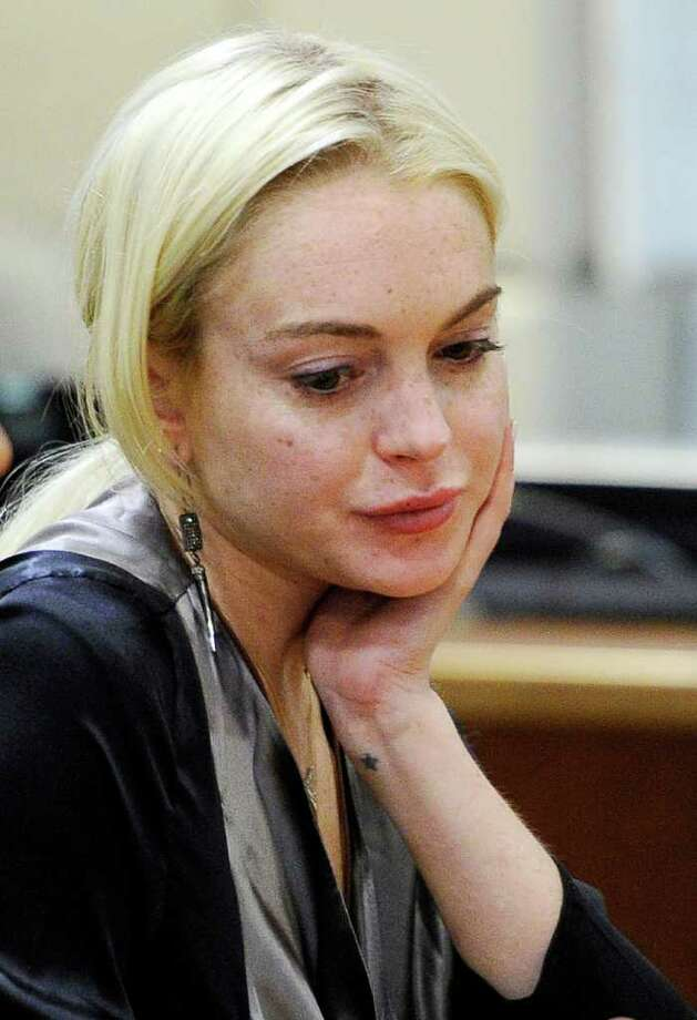 Nowadays, Lohan, 25, is better known for her legal troubles.