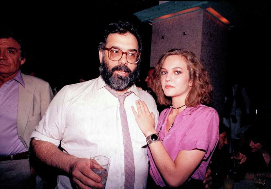 """Diane Lane was 14 when she played Lauren King in 1979's """"A Little Romance."""" She's photographed here with Francis Ford Coppola in 1984, after Lane had already appeared in 11 films and TV movies and shows. / AP1984"""