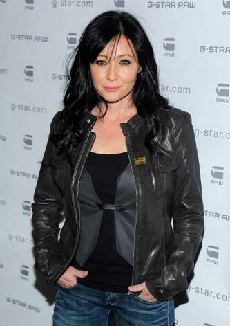 "Now 40, Doherty remains in television. She had a role on the new ""90210"" and starred in the 2010 TV show ""Mari-Kari."" Photo: Peter Kramer, FRE"