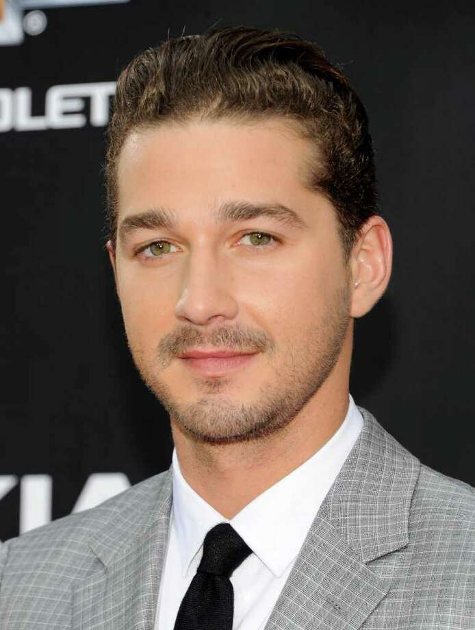 "LaBeouf's latest blockbusters include the ""Transformers"" trilogy and the fourth ""Indiana Jones"" movie with Harrison Ford. The 25-year-old has two new movies coming out in 2012, ""The Wettest County in the World"" and ""The Company You Keep."" Photo: Evan Agostini, FRE"