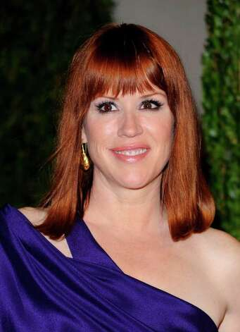 "After several years out of the spotlight, Ringwald, 43, can be seen on ABC Family's ""The Secret Life of the American Teenager.""  Photo: Peter Kramer, FRE"