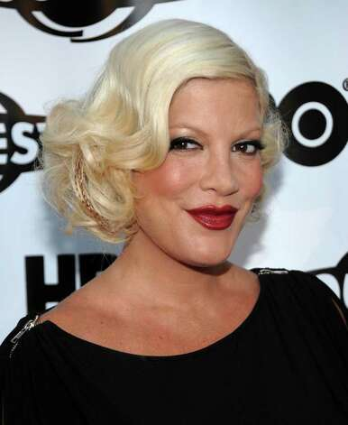 "Spelling, 38, has been married to Dean McDermott since 2006, and the two have their own reality TV show, ""Tori & Dean,"" on Bravo. She also cameoed on""90210"" as Donna Martin, her ""Beverly Hills, 90210"" character. Photo: Dan Steinberg, FRE"