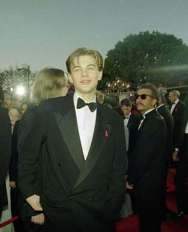 "Leonardo DiCaprio's first big role was in 1991, when he joined the cast of ""Growing Pains"" as Luke Bower at the age of 17. Before that, DiCaprio had been on the TV shows ""Parenthood"" and ""Santa Barbara.""  Photo: MARK TERRILL / AP1984"