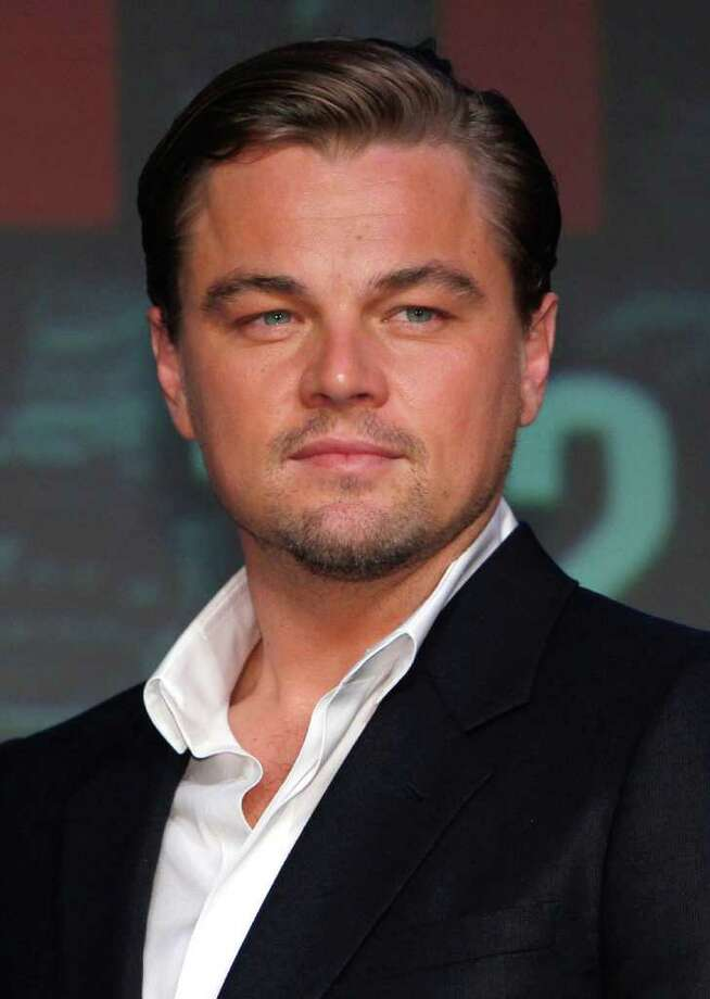 "The 36-year-old DiCaprio is one of the biggest stars these days, with three Oscar nominations under his belt. He also starred in 2010's ""Inception"" and will play Jay Gatsby in Baz Luhrmann's 2012 adaptation of ""The Great Gatsby."" Photo: Shizuo Kambayashi / AP2010"