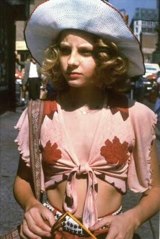 """Taxi Driver"" also starred a young Jodie Foster as tough, 12-year-old prostitute Iris.  Photo: Anonymous, HO / AP1976"