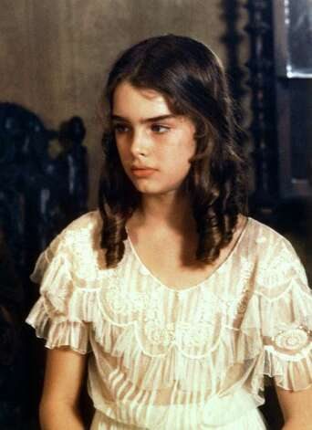 "Brooke Shields' first role was in ""After the