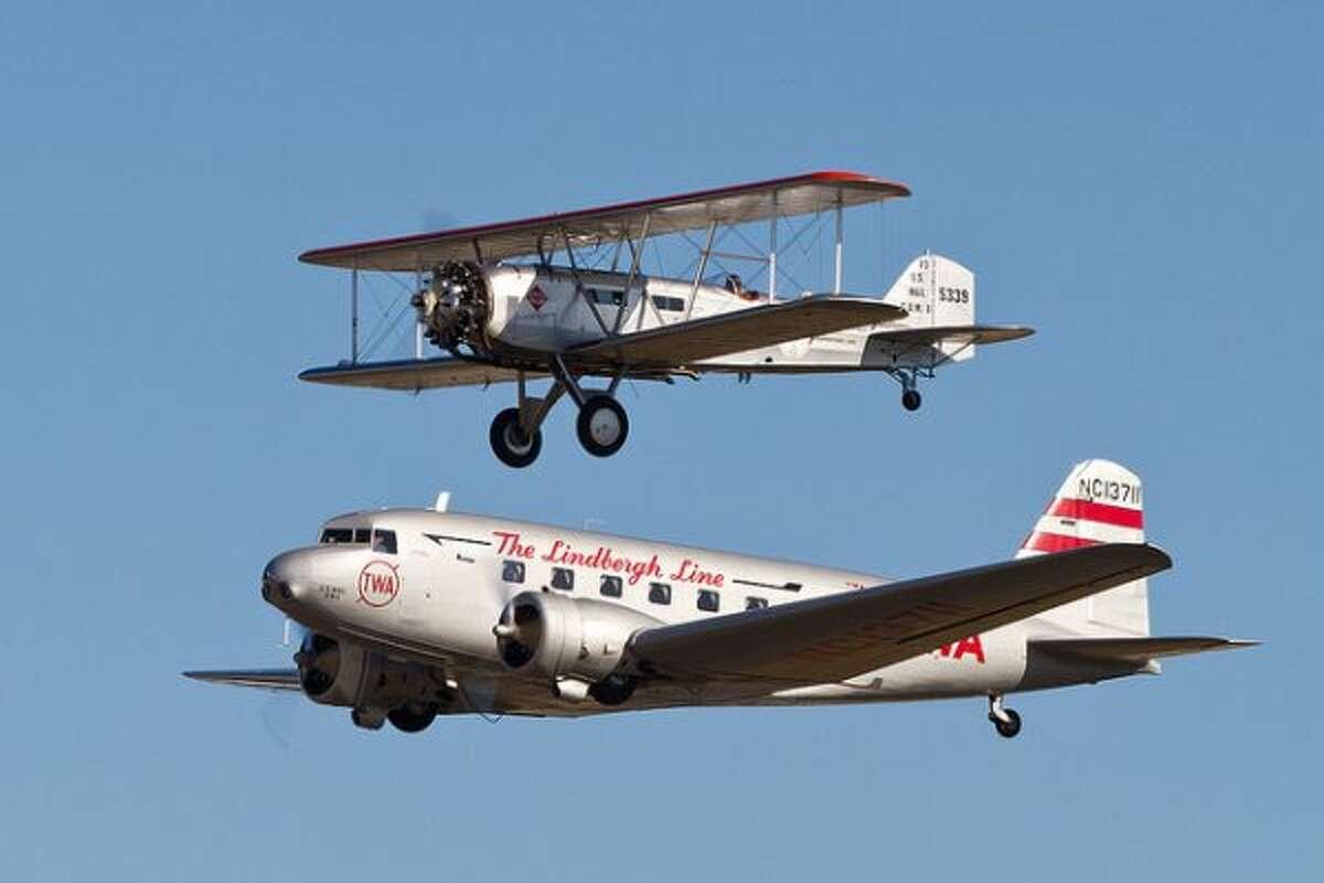 Vintage Aircraft Weekend: Sept. 4-6