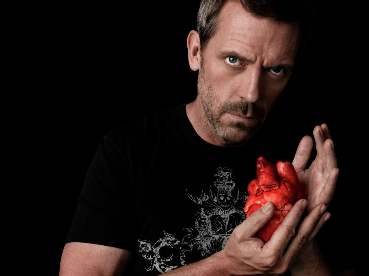 """Top-notch musicians offer strong backing on Hugh Laurie's """"Let Them Talk."""" TIMOTHY WHITE / FOX"""