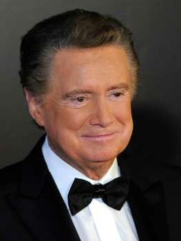 FILE - In this June 27, 2010 photo, host Regis Philbin arrives at the 37th Annual Daytime Emmy Awards, in Las Vegas. Philbin says he'll retire from his talk show on Nov. 18, 2011. (AP Photo/Chris Pizzello, File) Photo: Chris Pizzello / AP2010