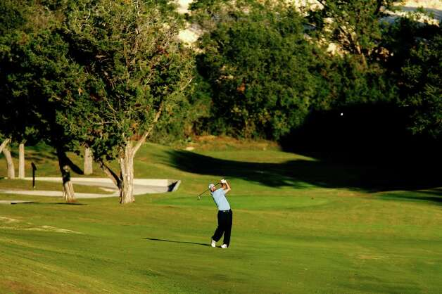 Cedar Creek Golf Course is in need of a water well, a project that would cost $400,000. Photo: Express-News File Photo / sdulai@express-news.net