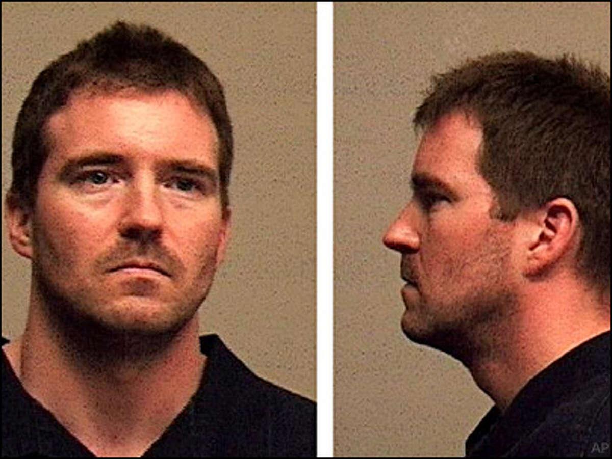 Kevin Harpham. Photo by Spokane County Sheriff's Office.