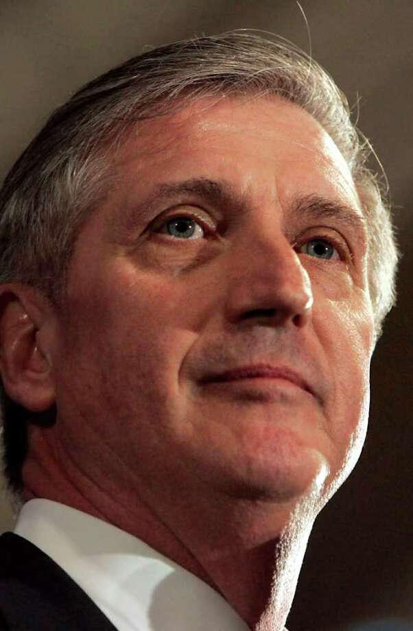 Card has settled into a quieter life away from the frenetic pace and pressure-cooker demands of the White House. As of 2011, he is the Dean of the Bush School of Government and Public Service at Texas A&M University.  Photo: Cheryl Senter, ASSOCIATED PRESS / AP2007