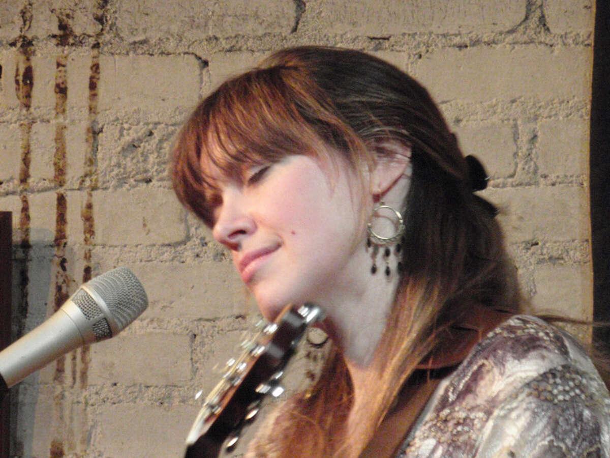 Sarah McQuaid plays Old Songs on Saturday.