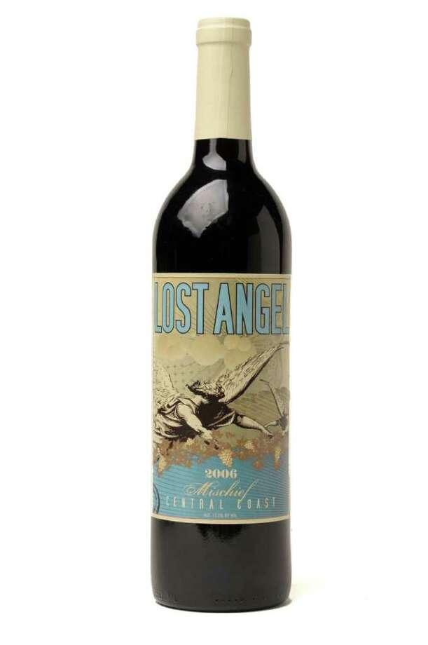 Lost Angel Mischief Central Coast wine in Colonie, N.Y. Tuesday May 17, 2011. (Lori Van Buren / Times Union) Photo: Lori Van Buren
