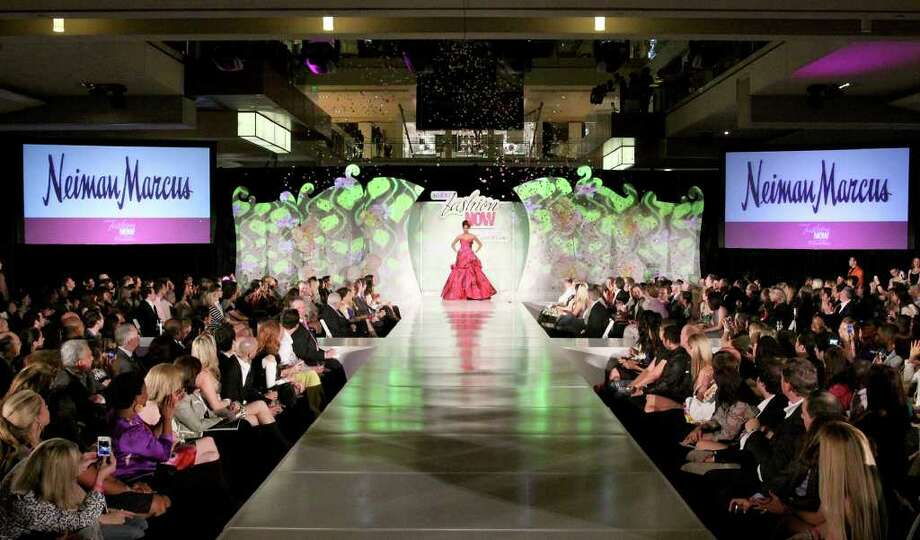 THE LATEST: Simon Fashion Now comes to the Galleria today through Saturday. It will feature not only runway shows, but also parties and specials discounts. Photo: Simon Malls