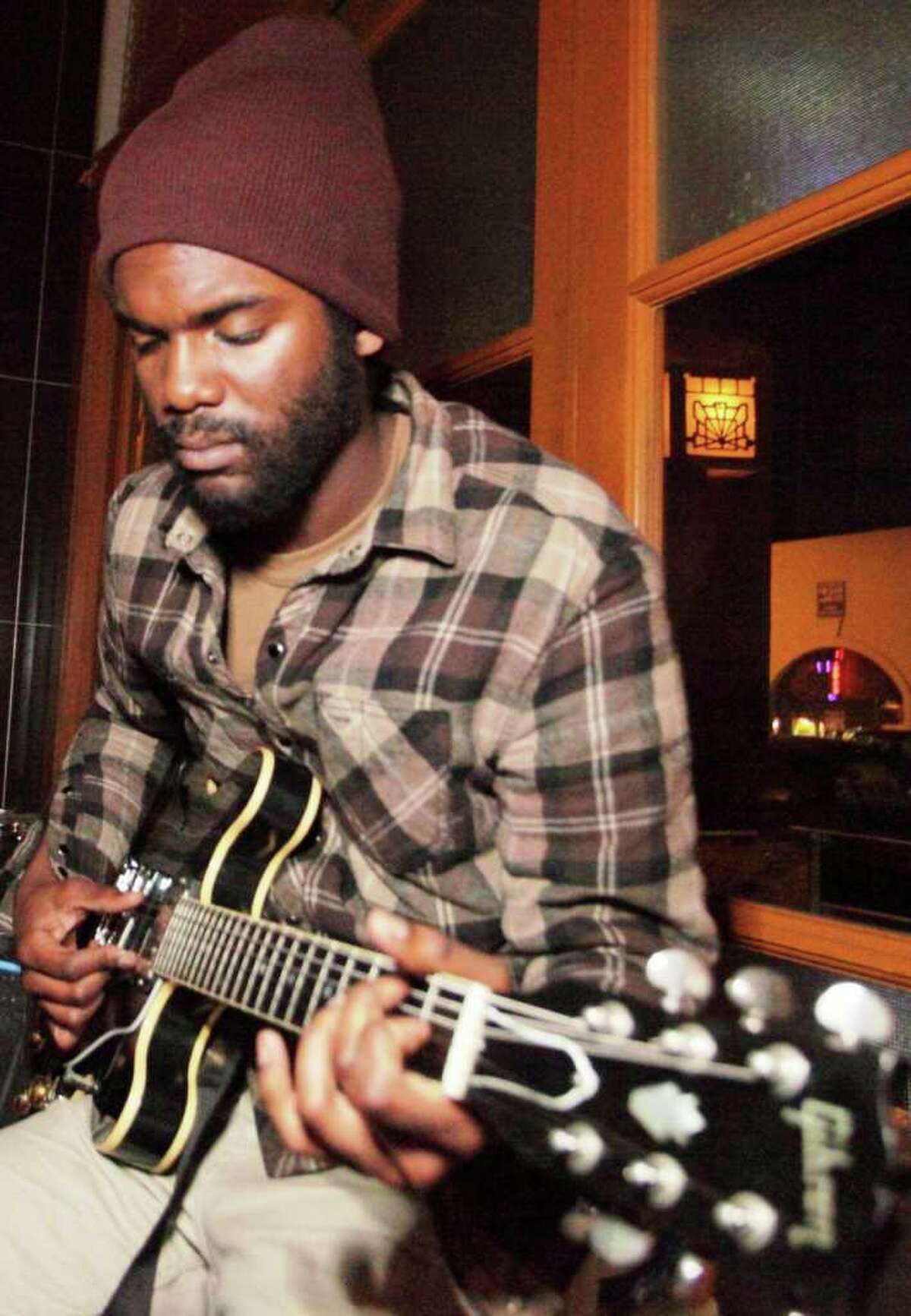 Gary Clark Jr. has been a favorite of Clifford Antone, among others. WARNER BROS.