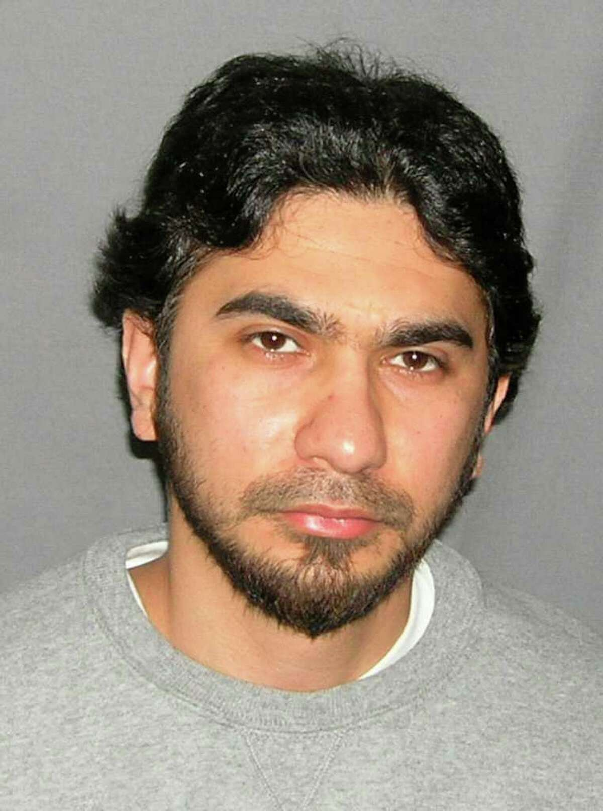 FILE - This undated file photo originally released by the U.S. Marshal's Service on May 19, 2010, shows Faisal Shahzad. The U.S. Justice Department announced on Thursday, June 17, 2010, that Shahzad, 30, has been indicted by a federal grand jury in New York on charges related to the failed May 1, 2010 car bombing in New York City's Times Square. (AP Photo/U.S. Marshals Service, File)