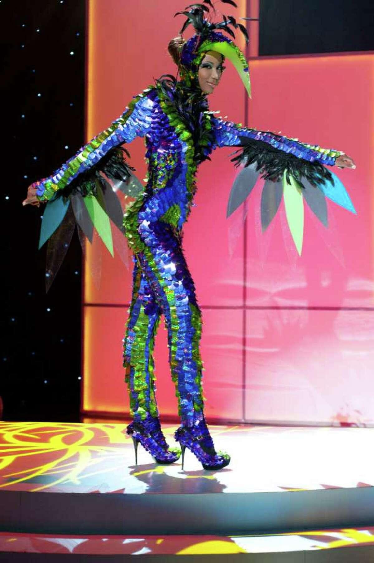 Miss Curacao 2011, Eva Van Putten.