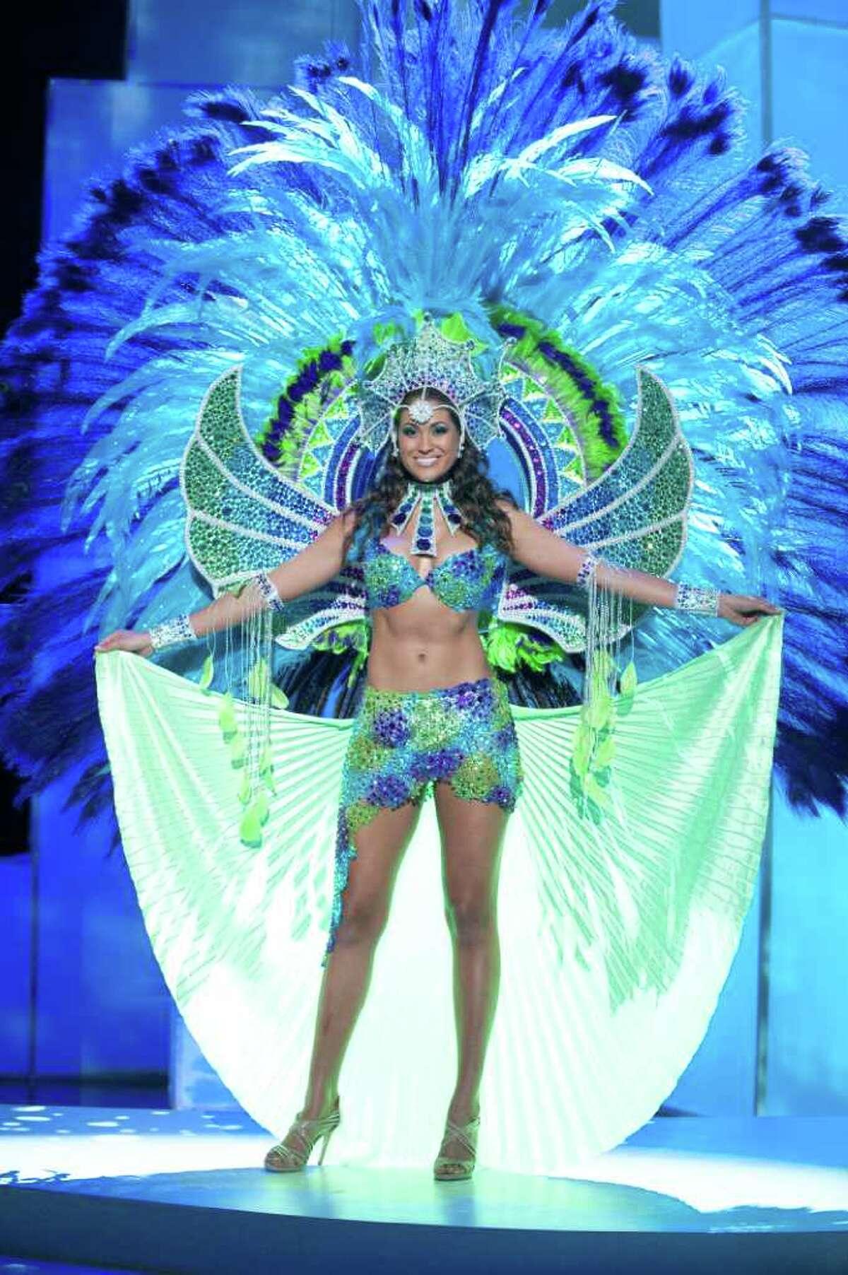 Miss Cayman Islands 2011, Cristin Alexander.