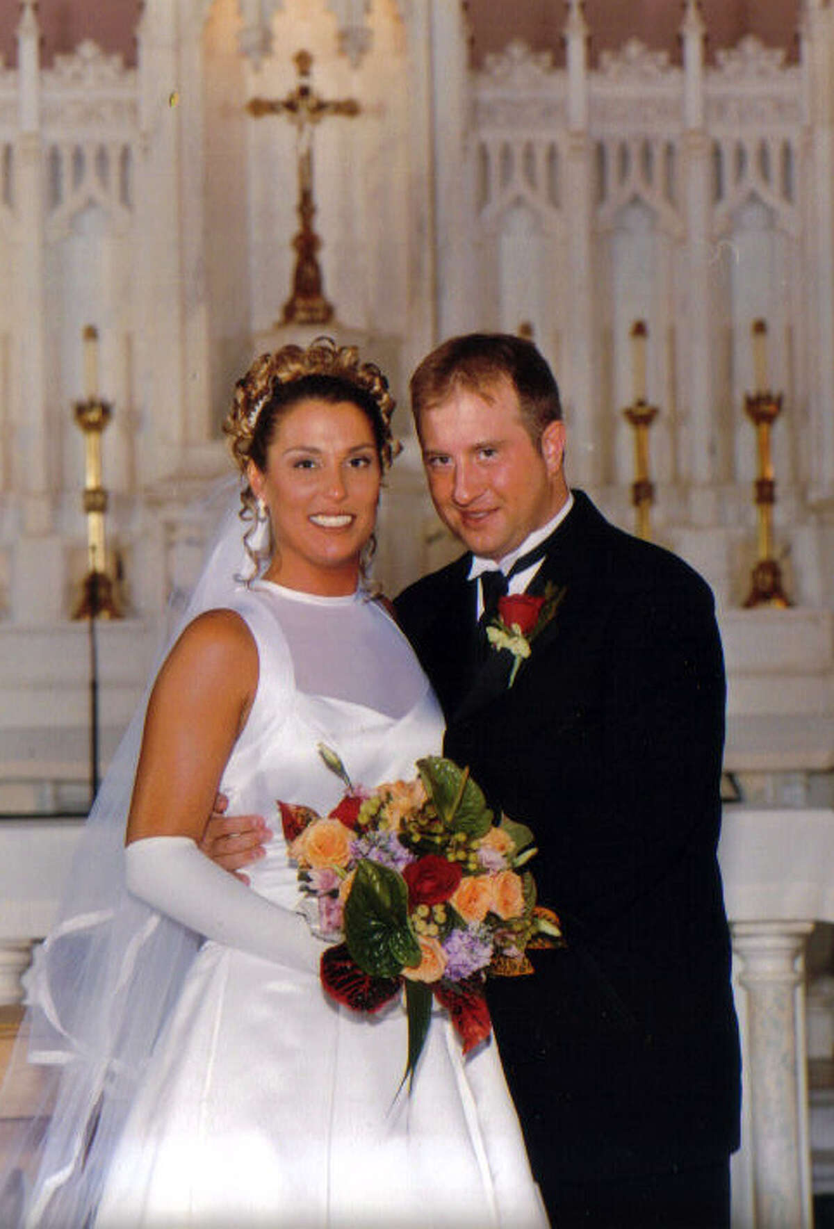 Michele and John Bissenden were married Sept. 15th, 2001