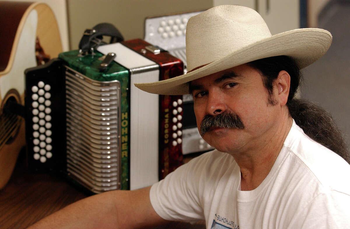 "Conjunto Aztlan founder Juan Tejeda said Saturday's performance will be ""interesting."" EXPRESS-NEWS FILE PHOTO"