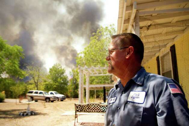 of the most destructive wildfires in Texas history even as the state ...