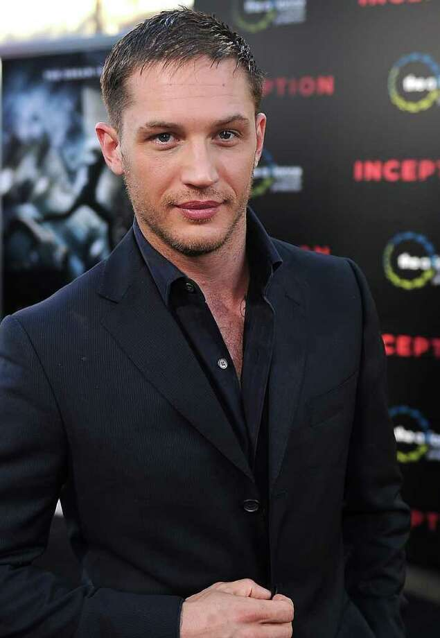 "Tom Hardy: ""I was at a wig-fitting. I was doing a French Foreign Legion film, and I