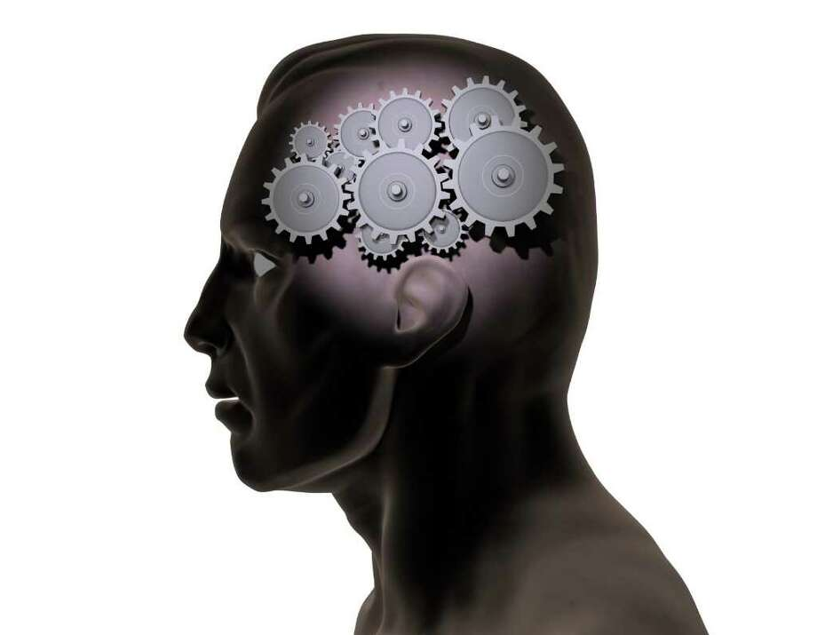 Image of gears inside of a man's head.  fotolia for francis Photo: Nelson Marques / 22588577
