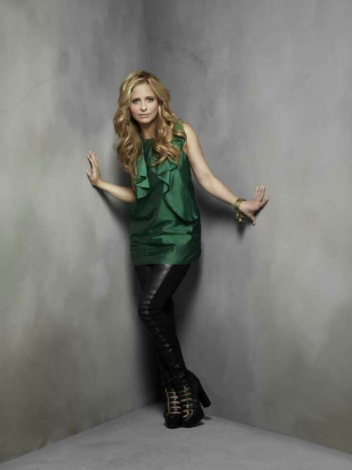 Sarah Michelle Gellar (1977) Photo: ART STREIBER /  ©2011 THE CW ALL RIGHTS RESERVED