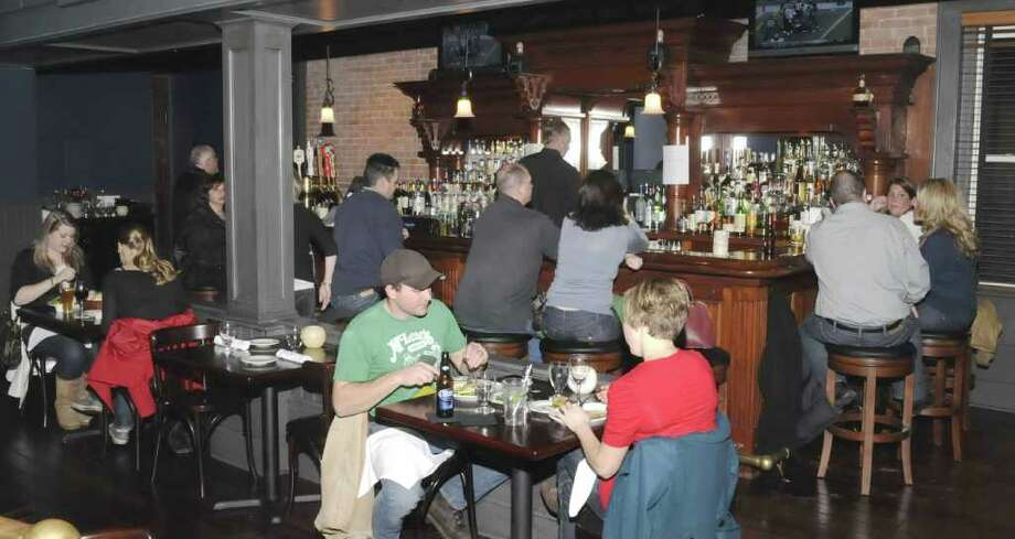 Bank Street Tavern, in New Milford in this January 2011 photo. Photo: Jay Weir