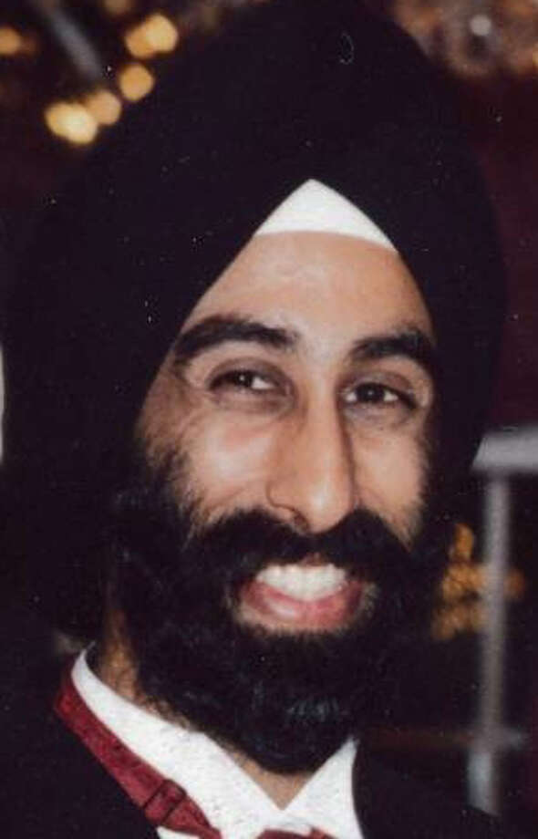 Banjot Singh Chanana, who went to school in Stamford and now lives in California, says his turban felt like a target after 9/11. Though he is a practicing Sikh, Chanana says he was often mistaken for Hindu or Muslim. Photo: Contributed Photo