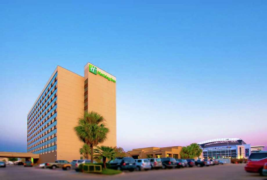 Just re-launched, the Holiday Inn Houston Reliant Park Area is in the final stages of a $2-million program of upgrades. The hotel is located at 8111 Kirby Drive near Reliant Park. Photo: Keven Alvarado