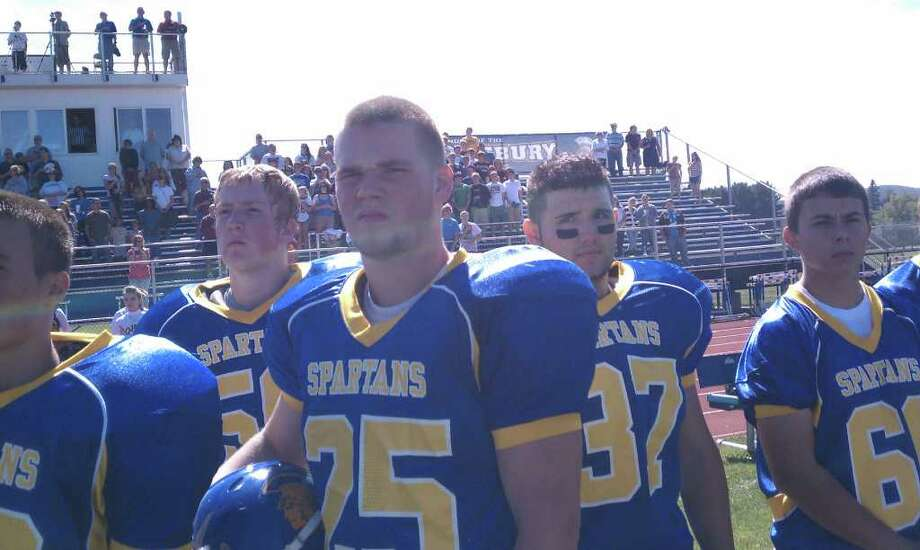 Were you seen at the SEEN: LaSalle-Queensbury Football Game? Photo: By Ben Meyers