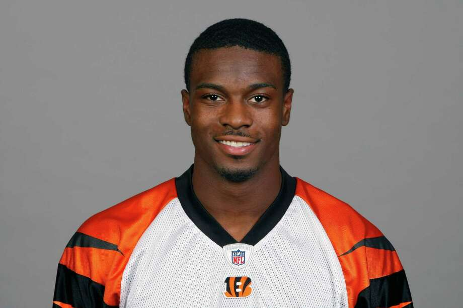 This is a 2011 photo of A.J. Green of the Cincinnati Bengals NFL football team. This image reflects the Cincinnati Bengals active roster as of Thursday, July 28, 2011 when this image was taken. (AP Photo) Photo: Anonymous, FRE / AP2011