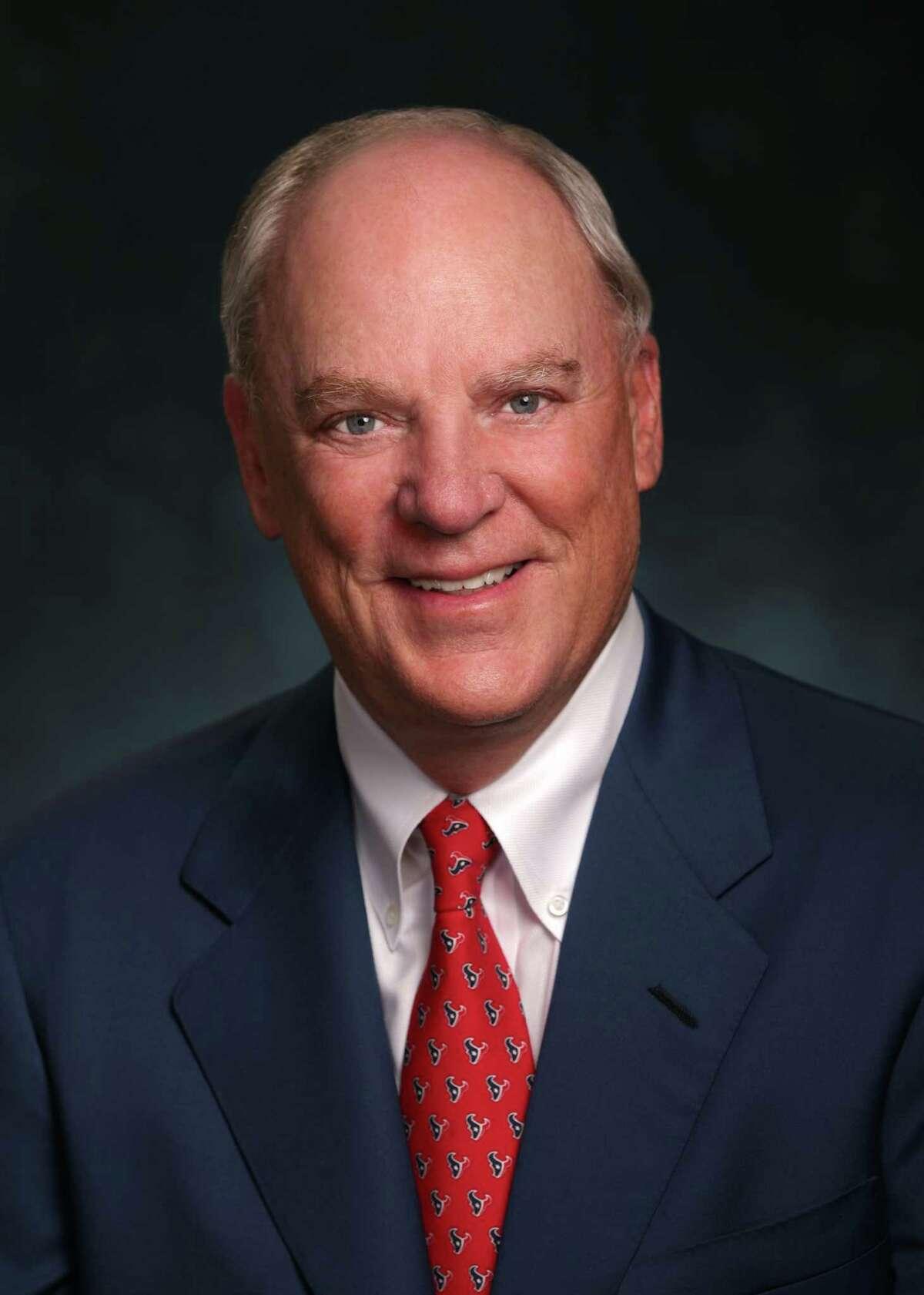 Bob McNair Texans owner and Houston businessman Photo courtesy of Houston Texans
