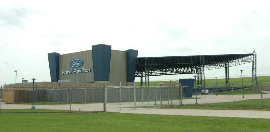 Ford Pavilion at Ford Park  Enterprise file photo / Beaumont
