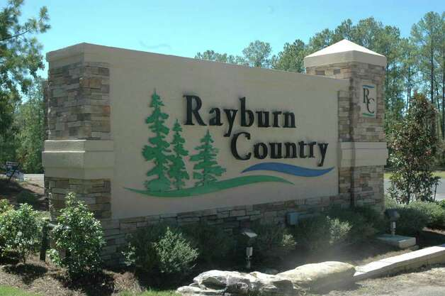 Rayburn Country signage Photo: Jimmy Galvan