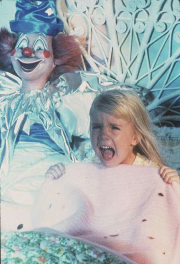 """""""Poltergeist"""" curseThe movie Poltergeist, despite being PG, scared not only the audience but the crew and actors on the set as well. Actors reported several items missing or moved. The crew reported the same phenomenon. The child actresses, Heather O'Rourke died before the third film was released and 3 others died as well. Curse or coincidence? Photo: MGM / handout slide"""