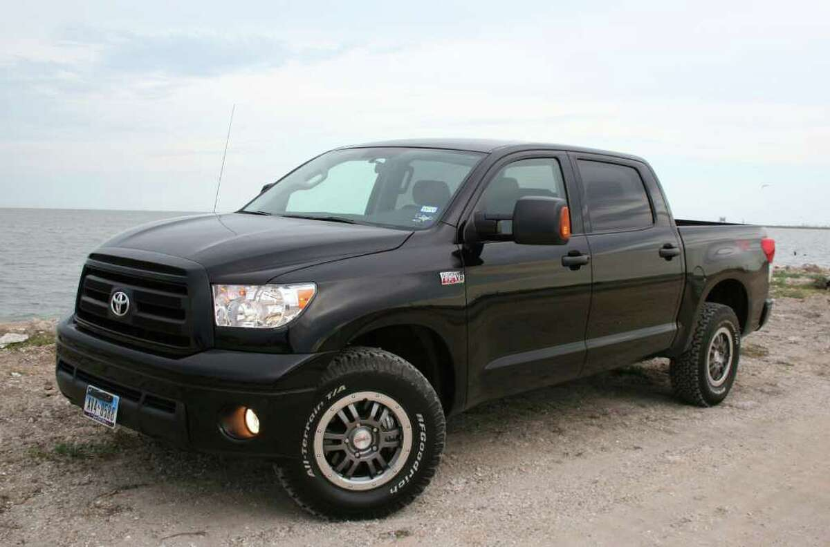 9. (tie) Toyota Trucks Number stolen in November: 22 Source: Houston Police Department