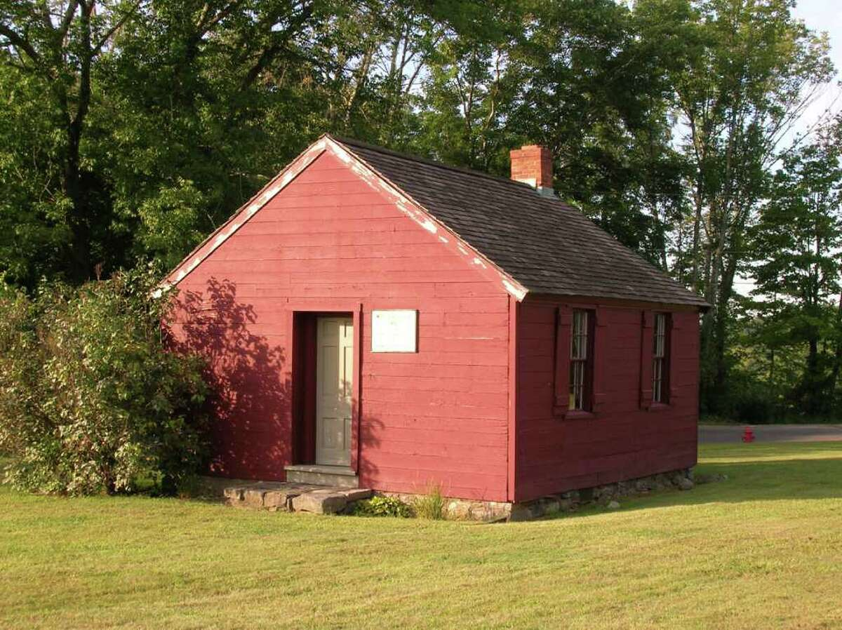 The Little Red Schoolhouse in Newtown will be bustling with activity Sunday when children ages 5 to 10 get to play old-fashioned games, such as Graces, and make their own hornbooks from 10:30 a.m. to 12:30 p.m. The events will all be part of Newtown Historical Society's Childrenís Day.