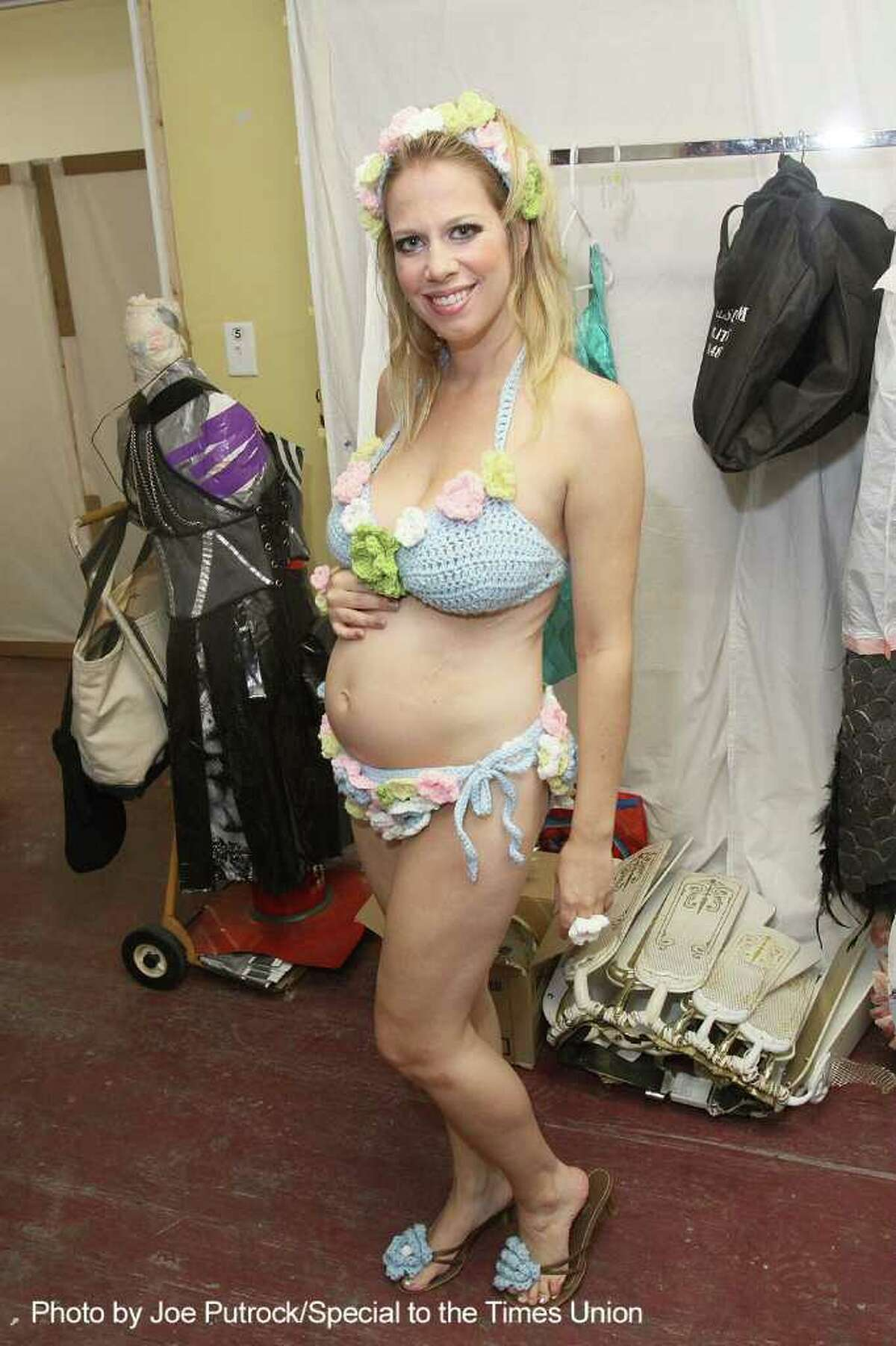 Were you seen at Discard Avant Garb Recycled Fashion Show