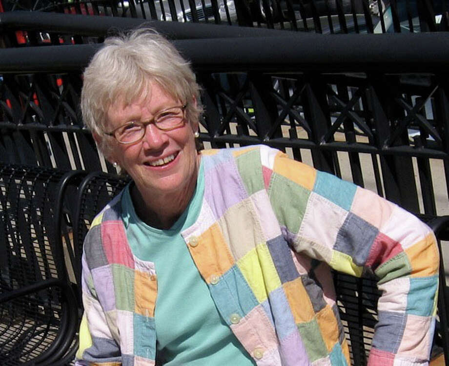 Jill Sawyer, a longtime resident of Norwalk, will sign copies of her new crime novel, ìMetro-Line to Murder,î from noon to 2:30 p.m. Saturday, Sept. 17, at Elm Street Books. Photo: Contributed Photo