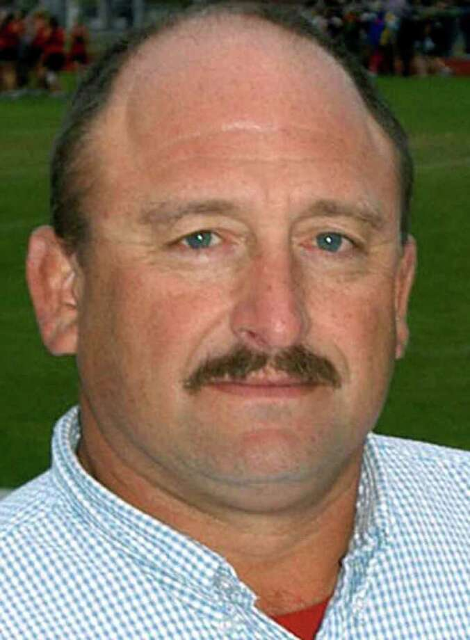 New Milford High School athletic director Ted Oczkowski of Oxford.  2007 file photo. Photo: File Photo